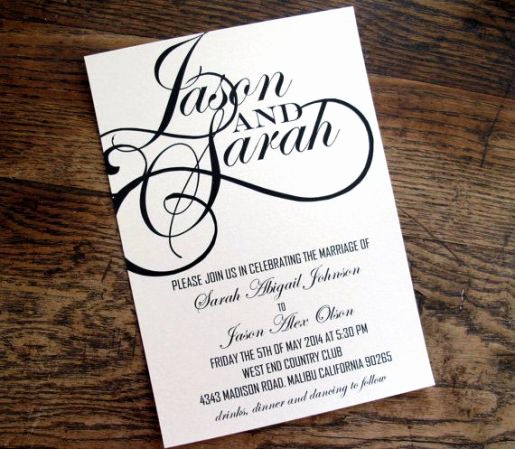 Modern Wedding Invitation Wording Unique Free Font Friday Modern Elegant Wedding Fonts Freebie