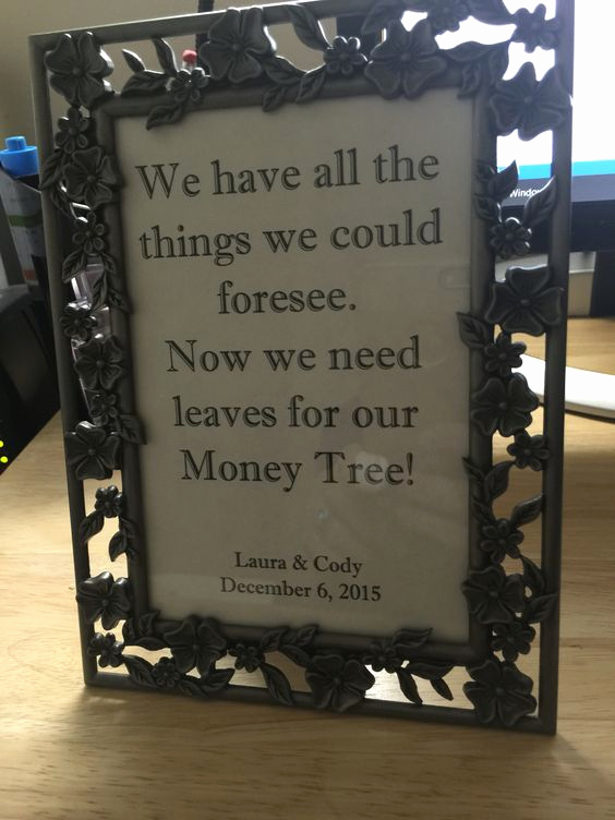 Money Tree Shower Invitation Wording Elegant Trees Nice and Signs On Pinterest
