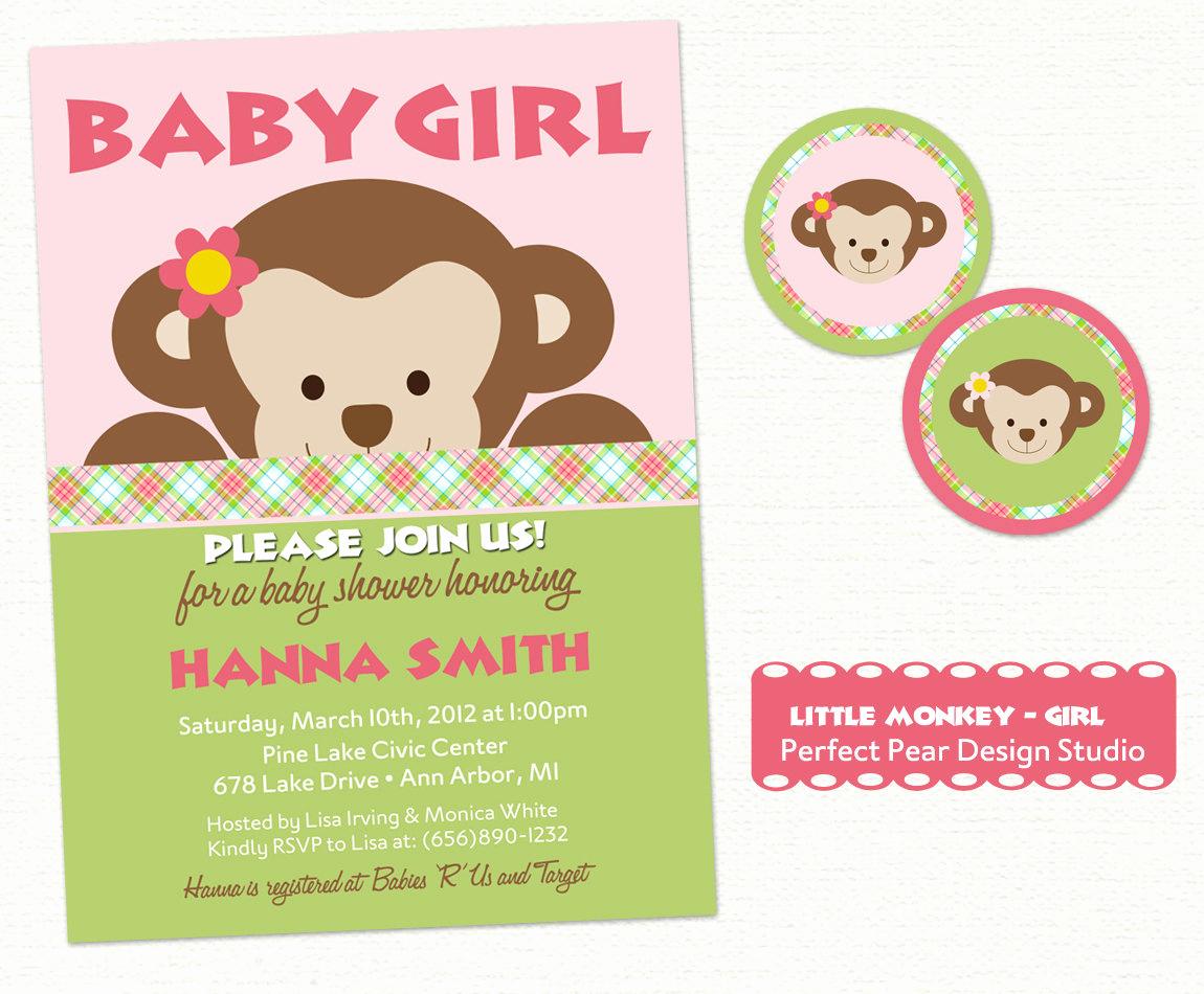 Monkey Baby Shower Invitation Fresh 301 Moved Permanently