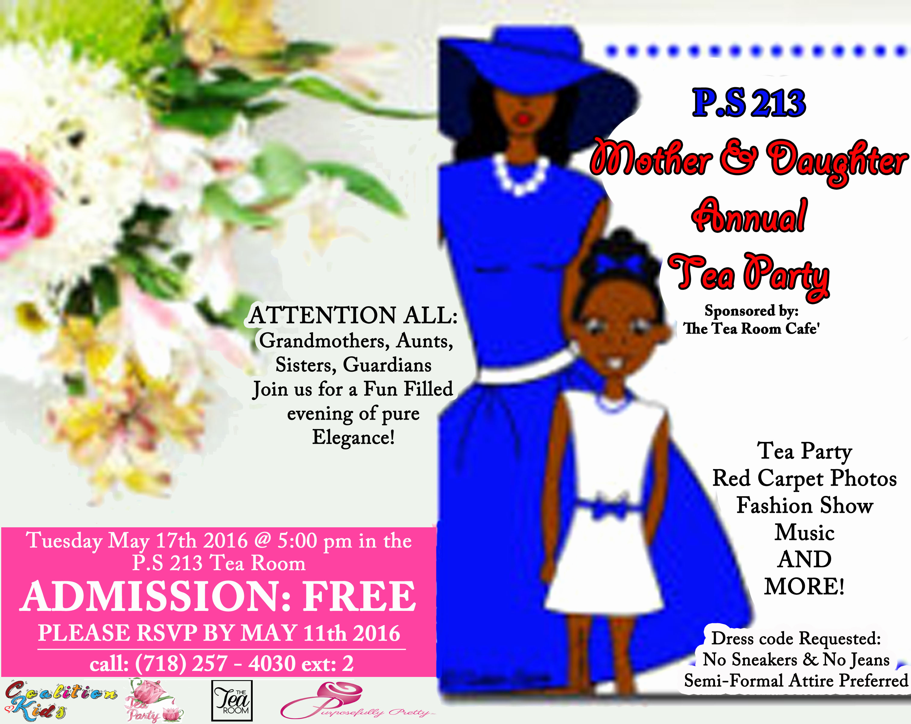 Mother Daughter Tea Invitation Elegant Mother Daughter Workshop Brooklyn New York – Showing