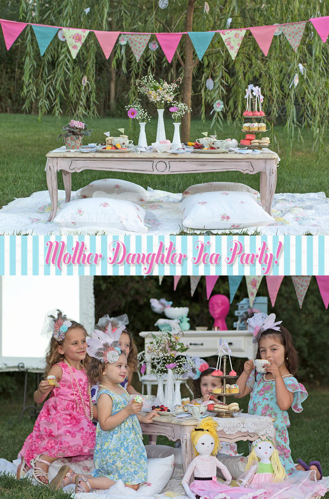 Mother Daughter Tea Invitation Inspirational Mother Daughter Tea Party