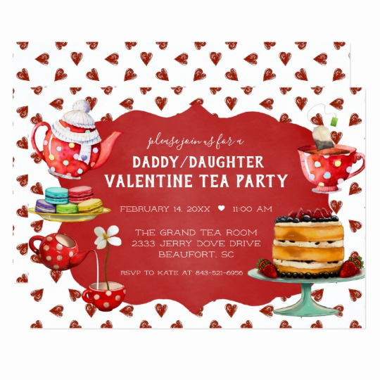 Mother Daughter Tea Invitation Lovely Mother Day Tea Invitations
