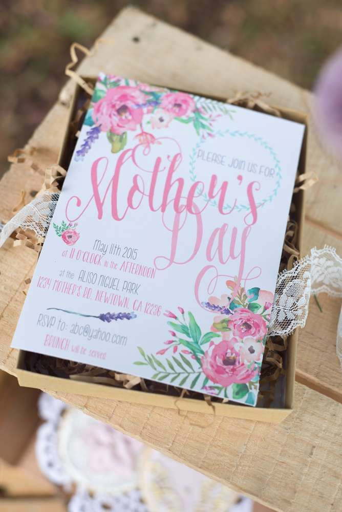 Mother Day Invitation Wording Awesome Best 25 Brunch Decor Ideas On Pinterest