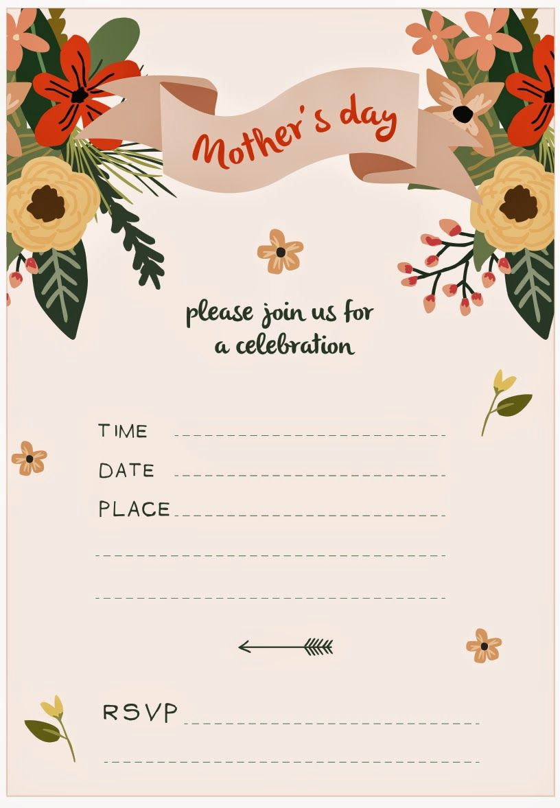 Mother Day Invitation Wording Beautiful Good Looks Mothers Day Invitation