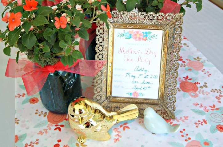 Mothers Day Tea Invitation Best Of Mother S Day Tea Party Invitation Free Printables