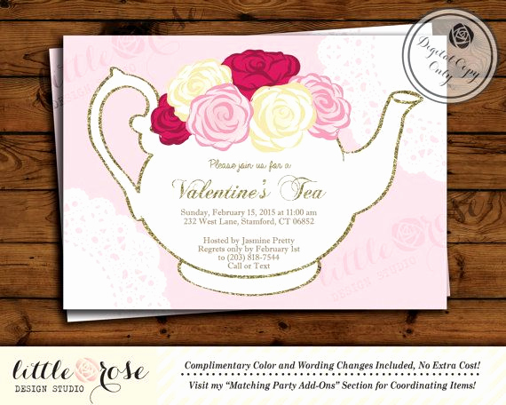 Mothers Day Tea Invitation Lovely 7 Best Mother Daughter Tea Images On Pinterest