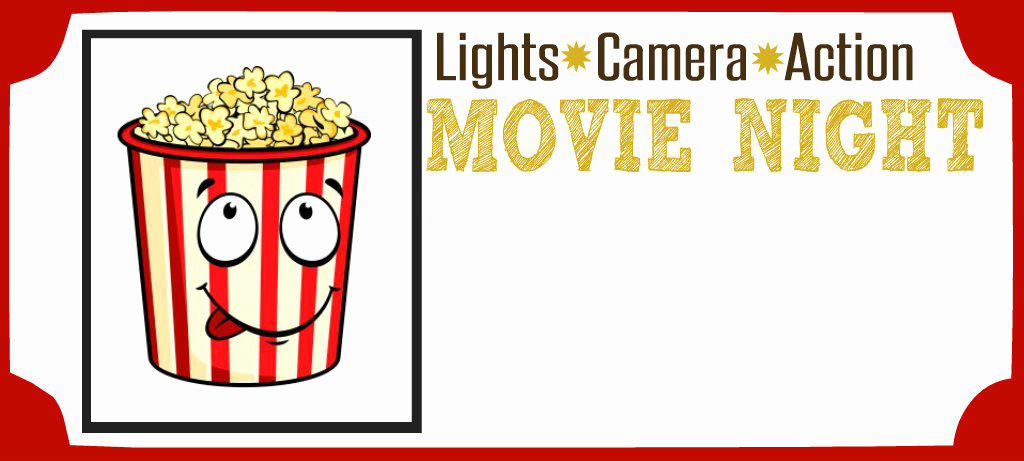 Movie Night Invitation Template Awesome A Low Key Outdoor Movie Night Joyfully Home