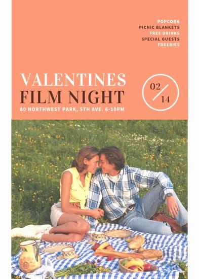 Movie Night Invitation Templates Beautiful Customize 230 Movie Night Invitation Templates Online Canva