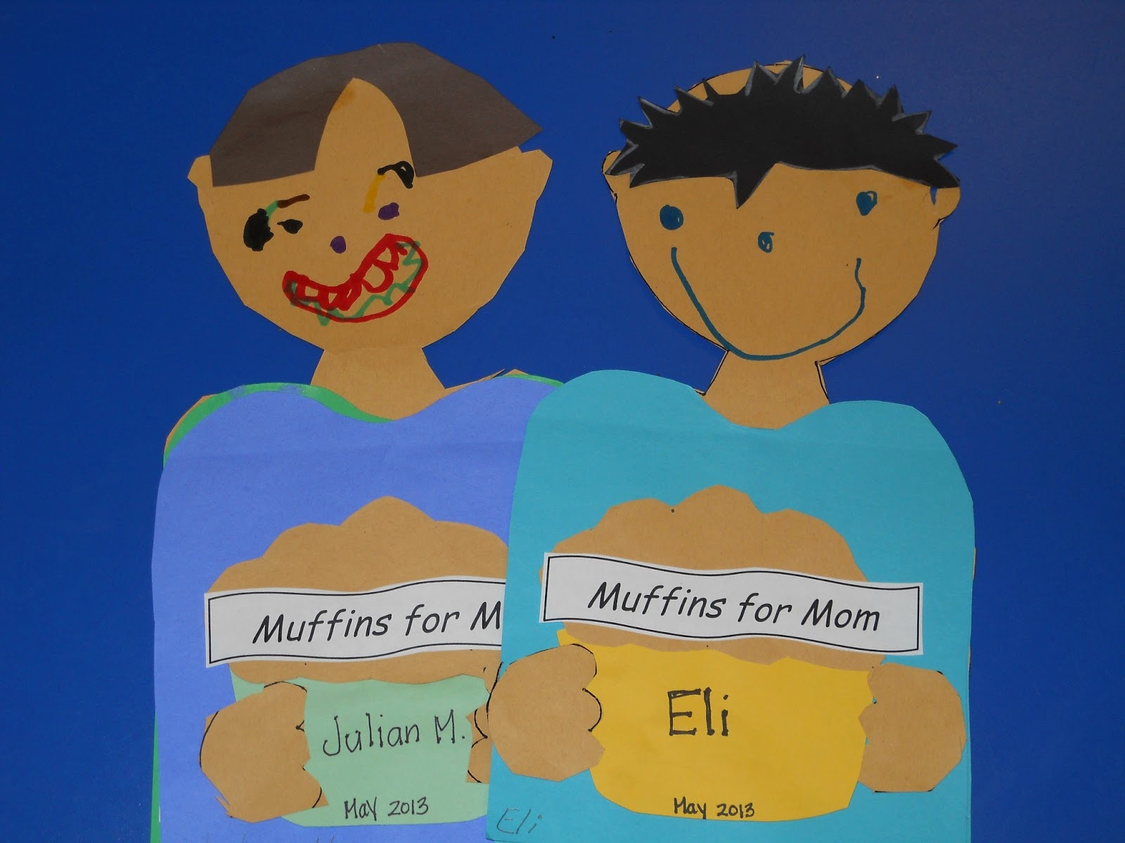 Muffins with Mom Invitation Lovely Learning and Teaching with Preschoolers Muffins for Mom