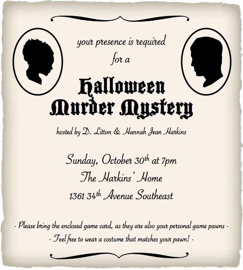 Murder Mystery Dinner Invitation Lovely 47 Best Images About Murder Mystery Dinner Party On