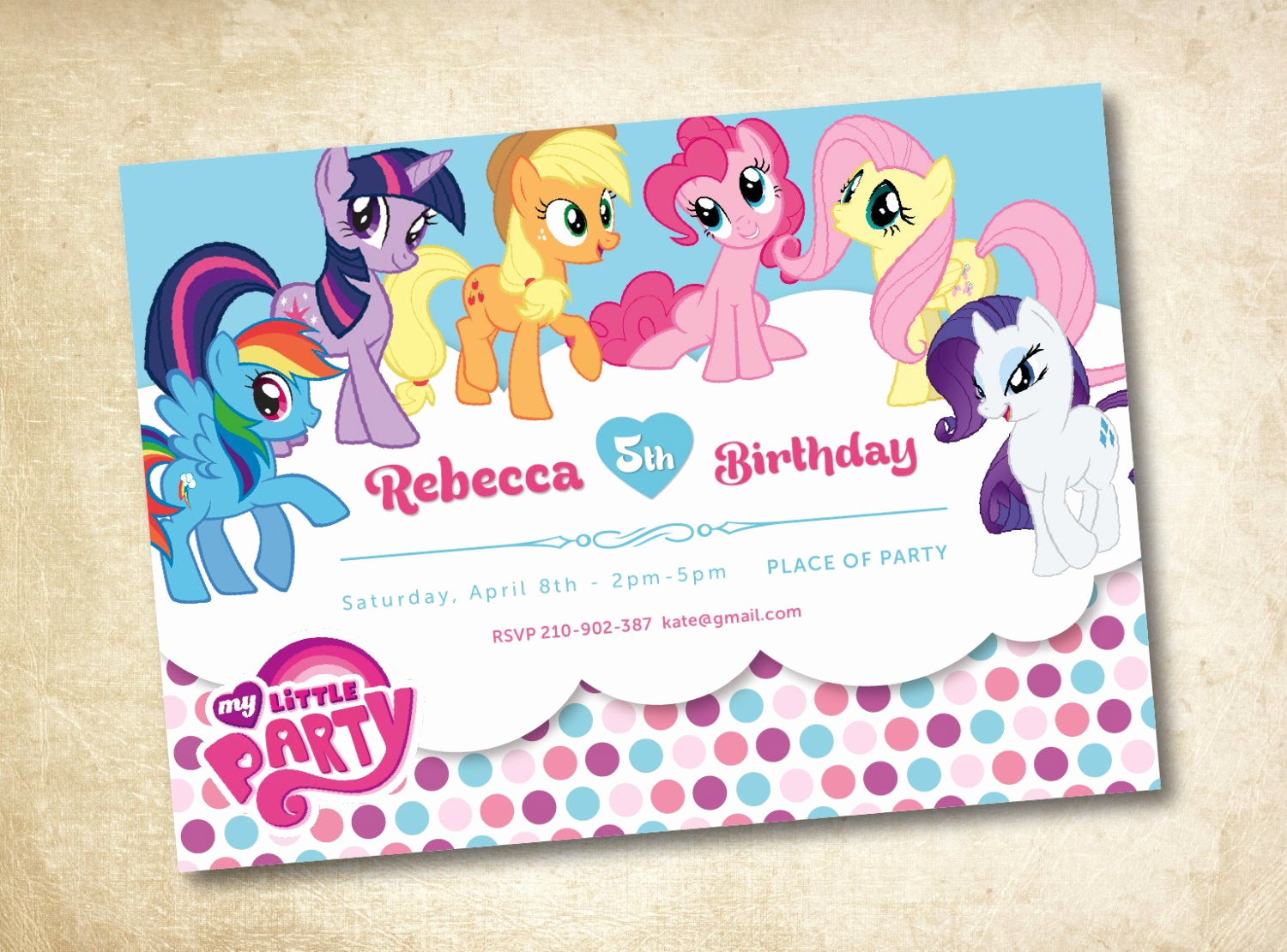 My Little Pony Birthday Invitation Fresh Chandeliers & Pendant Lights
