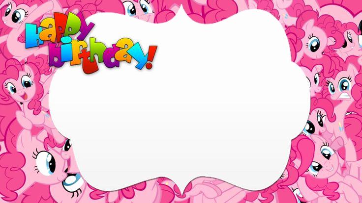 My Little Pony Invitation Ideas Best Of Best 25 My Little Pony Invitations Ideas On Pinterest
