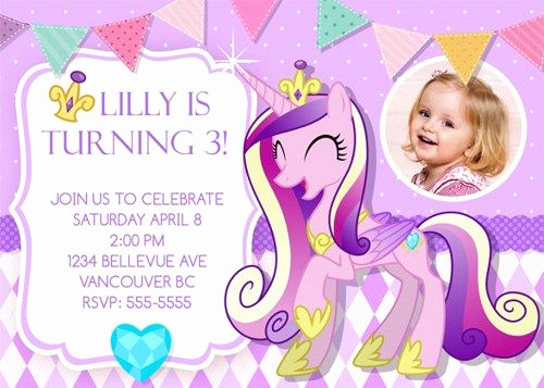 My Little Pony Invitation Ideas Inspirational My Little Pony Birthday Invitations Birthday Party Card