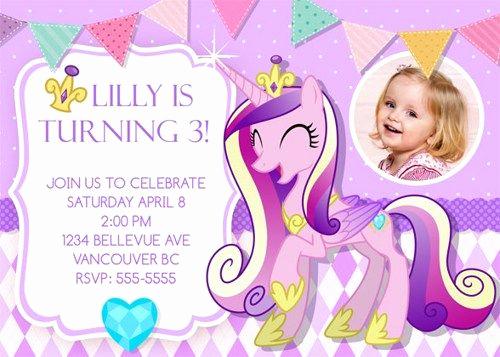 My Little Pony Invitation Ideas Inspirational My Little Pony Birthday Invitations Birthday Party Card