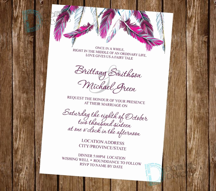 Native American Wedding Invitation Inspirational 1000 Ideas About Native American Wedding On Pinterest
