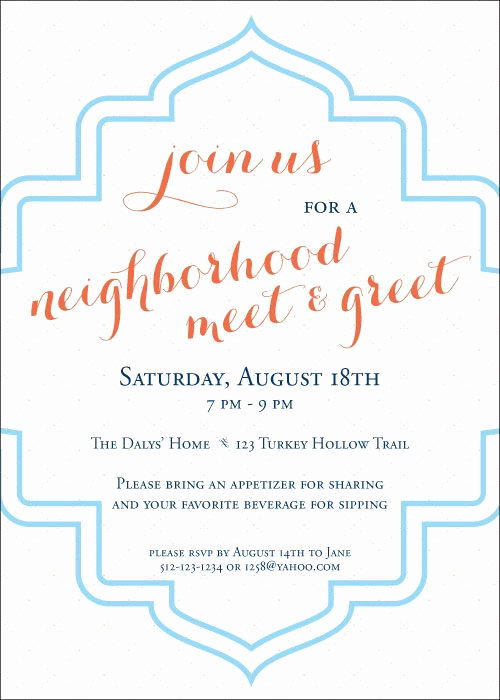 Neighborhood Block Party Invitation Fresh Block Party Invitation In 2019