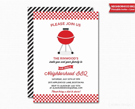 Neighborhood Party Invitation Wording Lovely Neighborhood Bbq Invitation Neighborhood Party Block Party