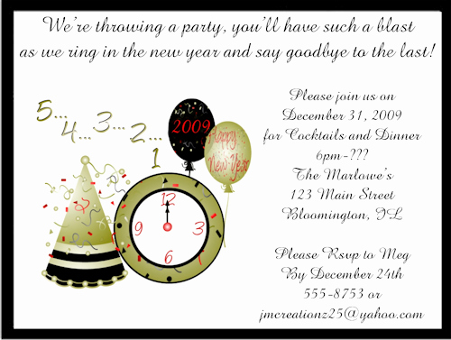 New Year Invitation Wording Best Of New Year Party Invitation Email to Employees – Festival
