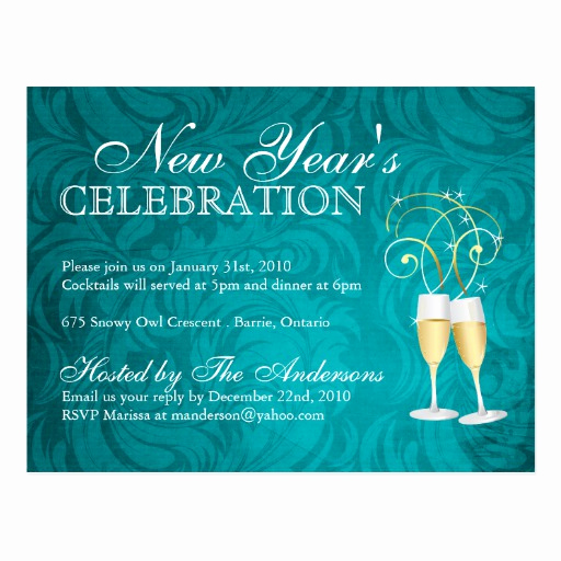 New Year Party Invitation Inspirational New Years Eve Party Invitations Postcards