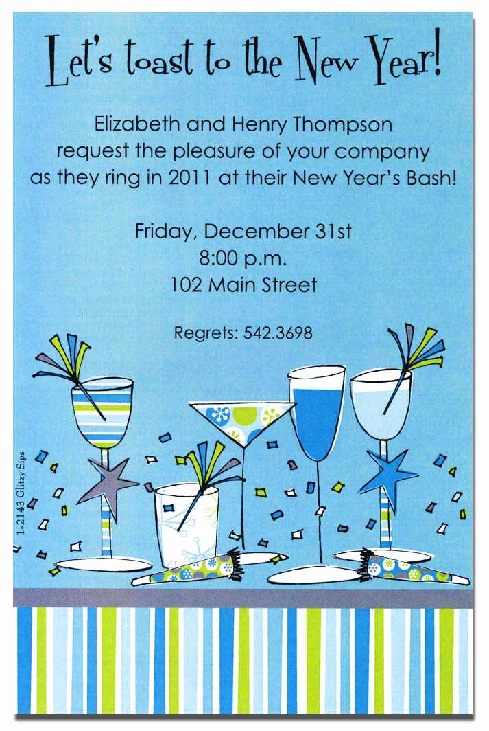 New Year Party Invitation New New Year S Eve Invitations