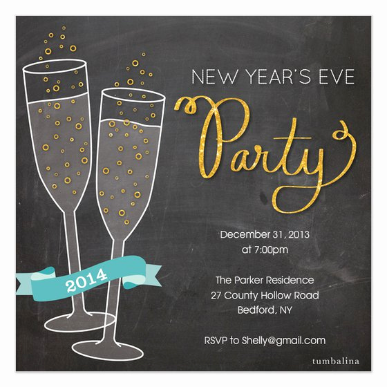 New Year Party Invitation Template Best Of New Years Eve Invitations Template