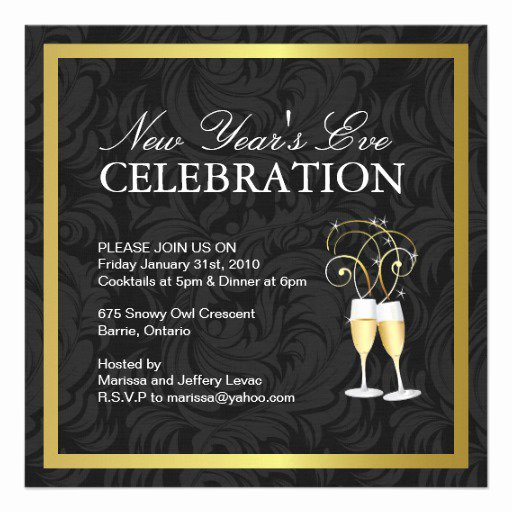 New Year Party Invitation Template Fresh New Year Party Invitation Templates Free