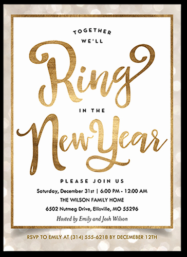 New Years Eve Invitation Templates Fresh 2017 New Year S Eve Party Games and Ideas