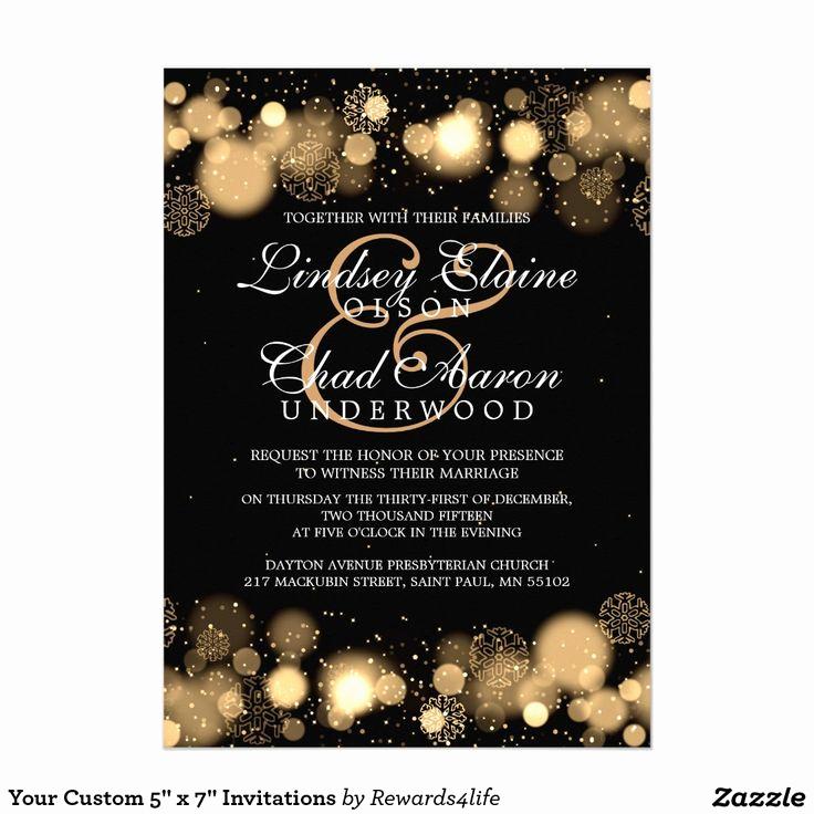New Years Eve Invitation Templates Inspirational New Years Eve Wedding Invitations