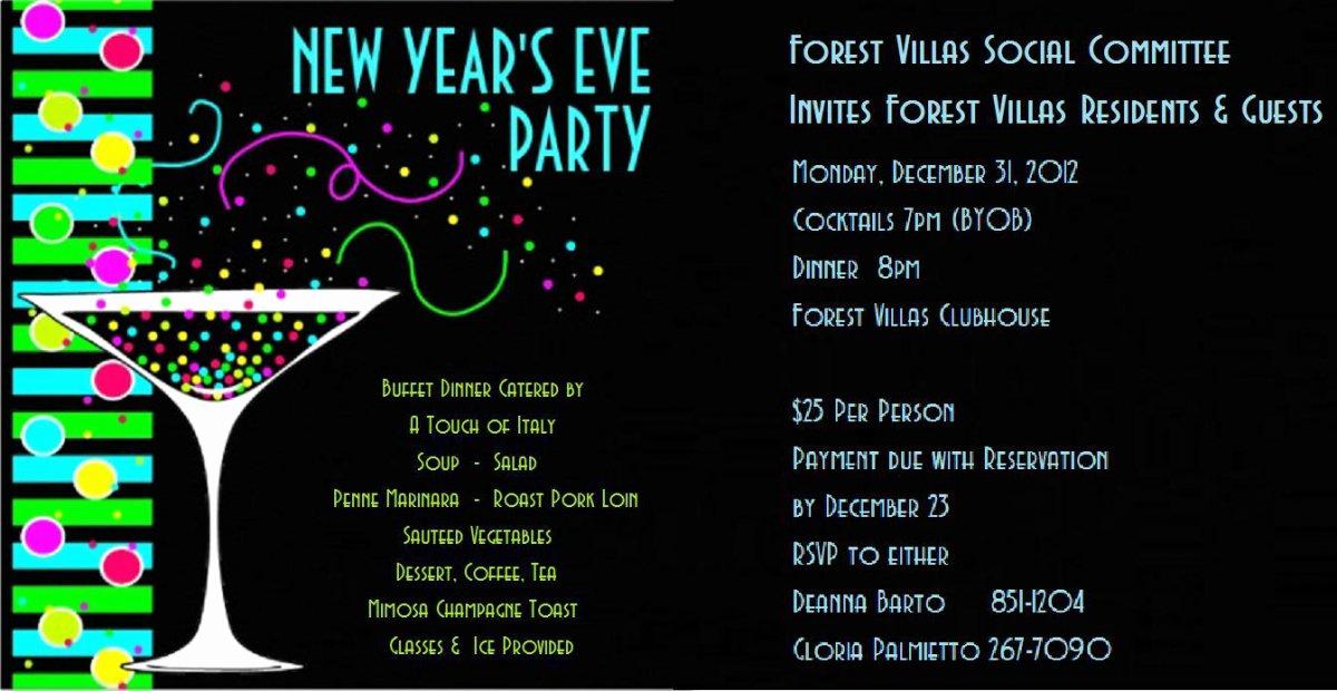 New Years Eve Invitation Templates Luxury Invitation Design Blog Invitationurn