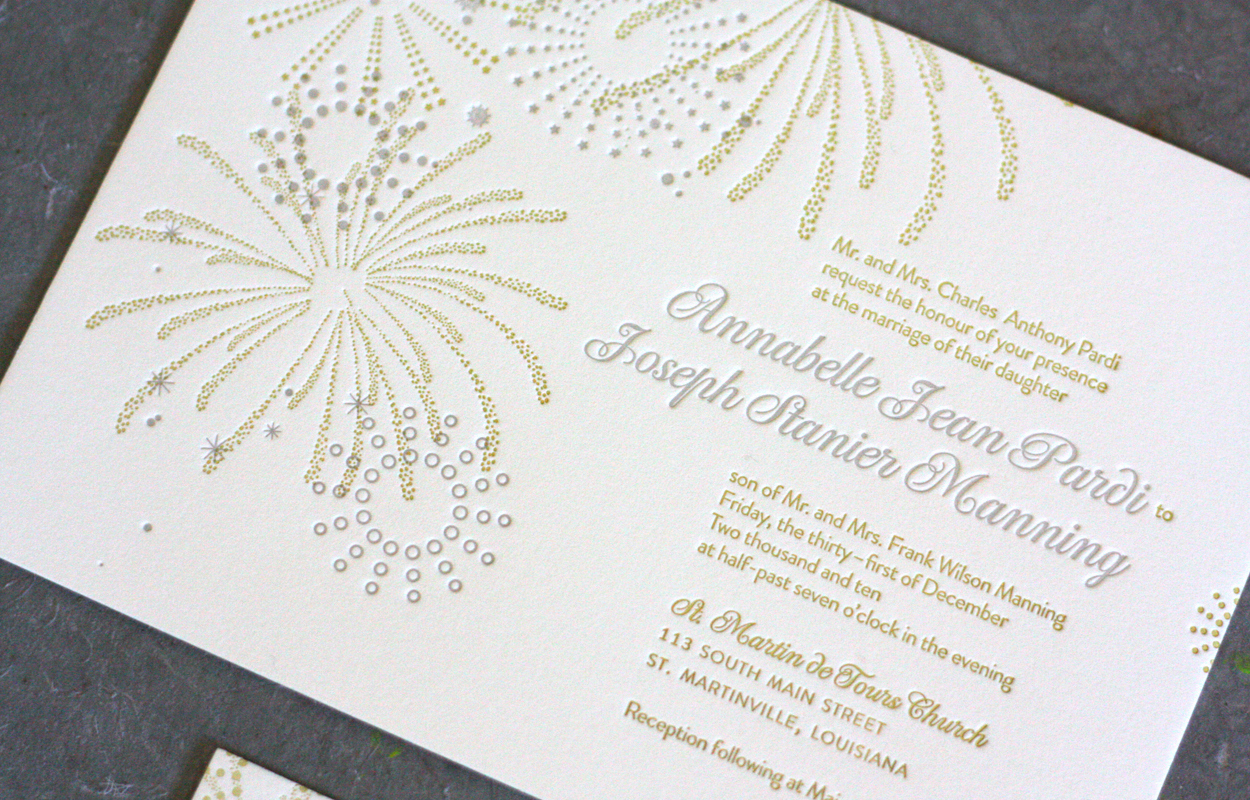 New Years Eve Invitation Wording Best Of Gorgeous Letterpress New Years Eve Wedding Invites Via