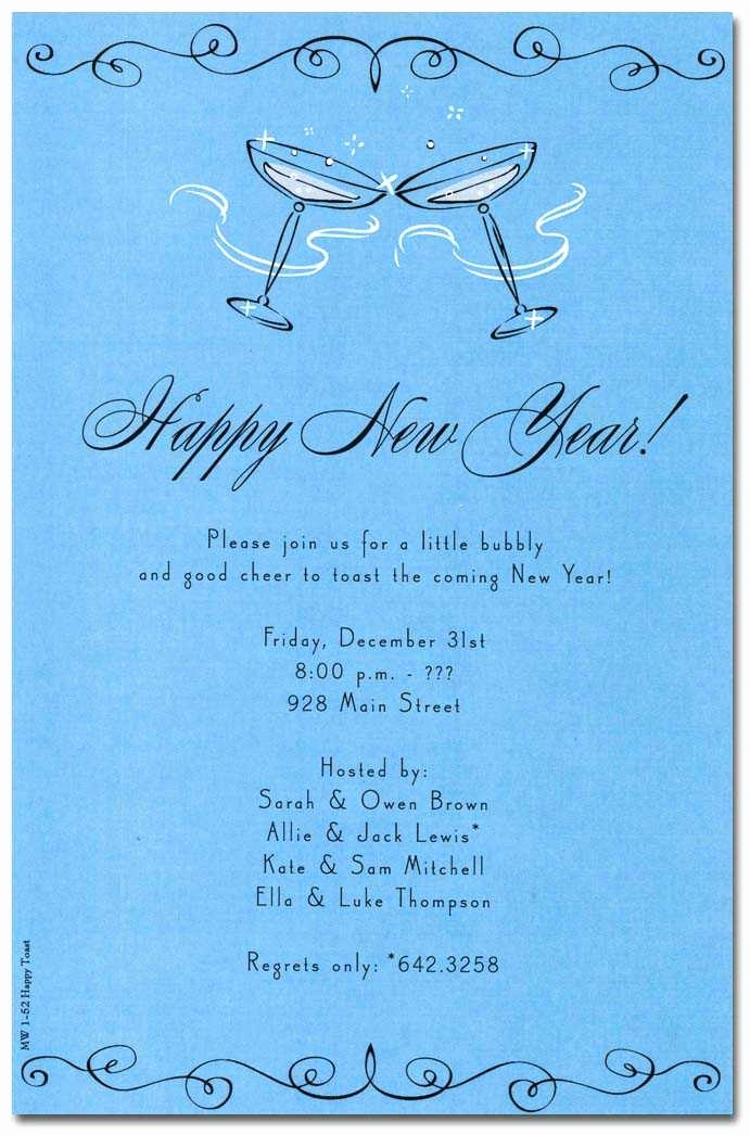 New Years Eve Invitation Wording Unique Year End Party Invitation Wording Cobypic