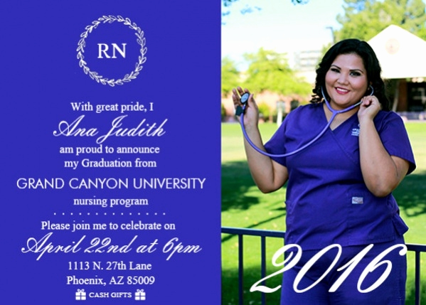 Nursing Graduation Invitation Templates Free Awesome 22 Free Graduation Invitation Designs Psd Ai