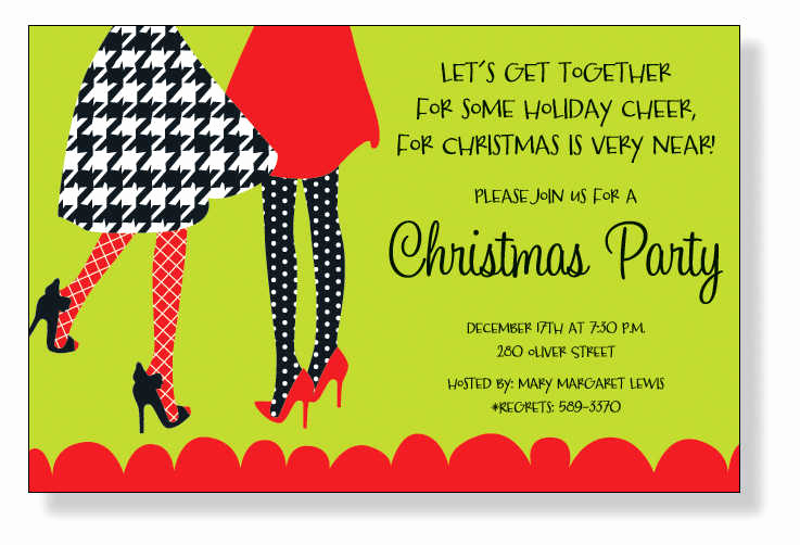 Office Christmas Party Invitation Wording New Fice Christmas Party Invitations
