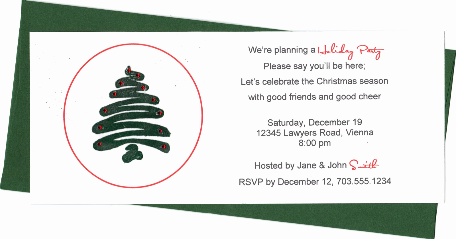 Office Holiday Party Invitation Wording Beautiful Fice Christmas Luncheon Invitations