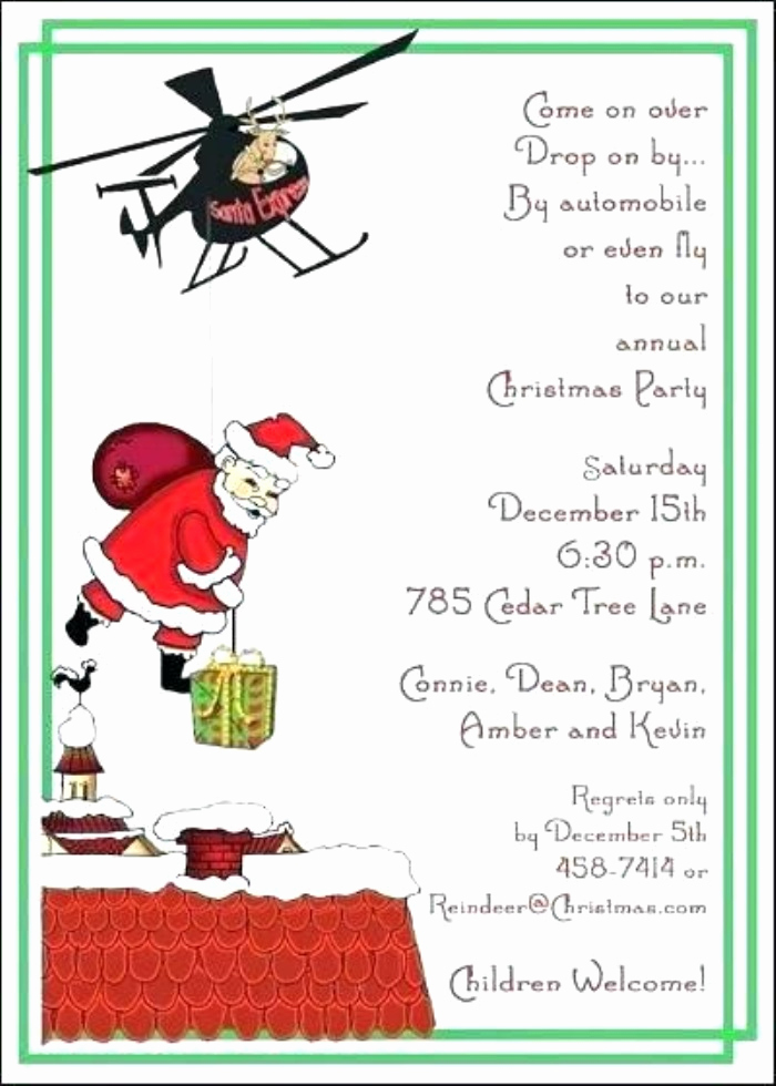 Office Holiday Party Invitation Wording Lovely Tacky Christmas Sweater Party Invitation Wording