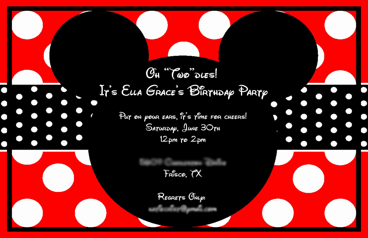 Oh Two Dles Invitation Awesome Oh Two Dles Birthday Invitations
