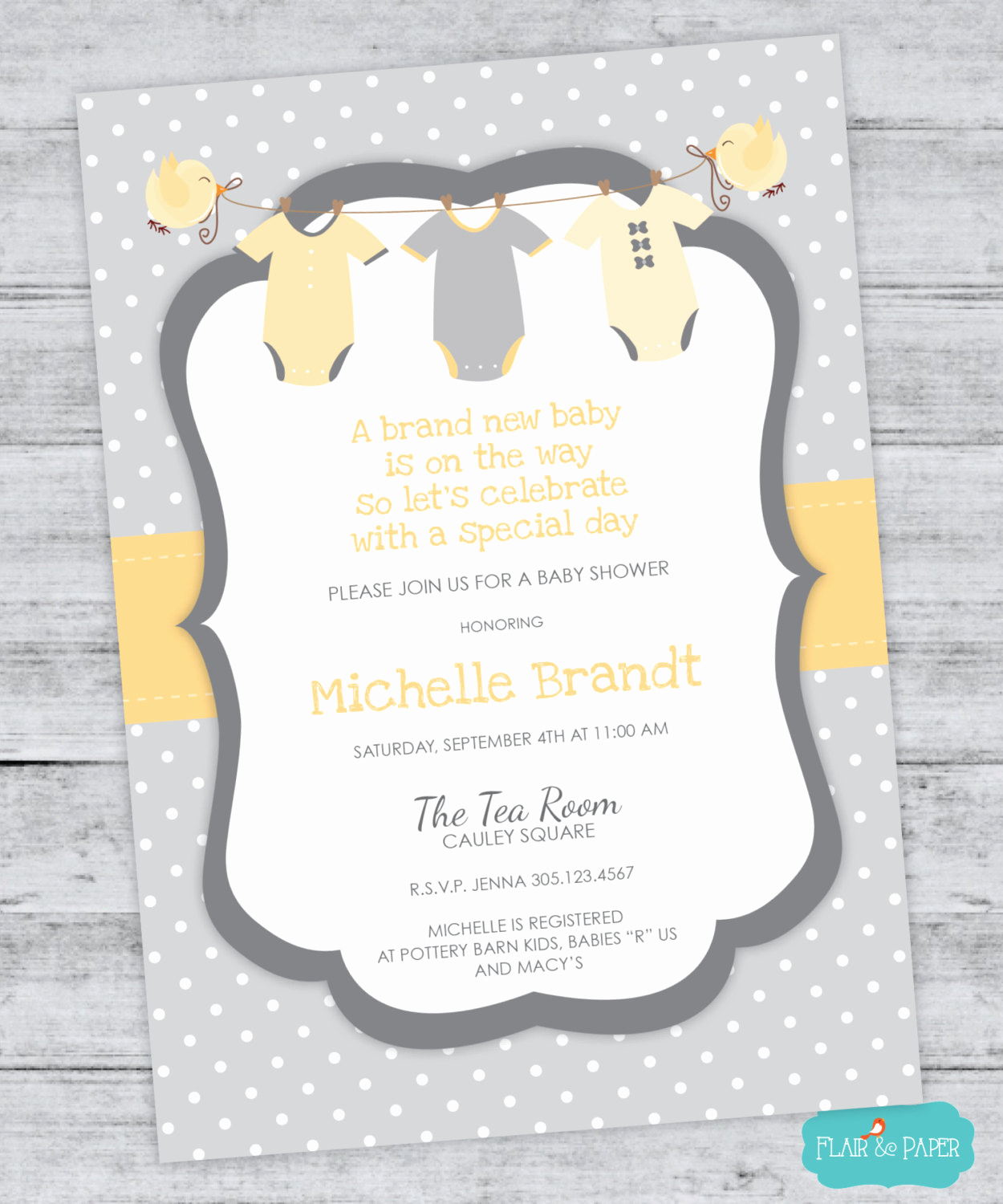 Onesie Baby Shower Invitation Beautiful Esie Baby Shower Invitation Baby Shower Gender by