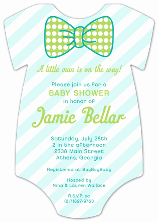 Onesie Baby Shower Invitation Inspirational 21 Best Little Man Baby Shower Images On Pinterest