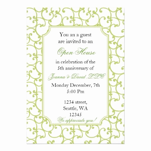 Open House Invitation Example Elegant 21 Best Open House Invitation Wording Images On Pinterest