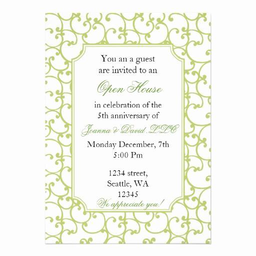 Open House Invitation Example Elegant 21 Best Open House Invitation Wording Images On Pinterest