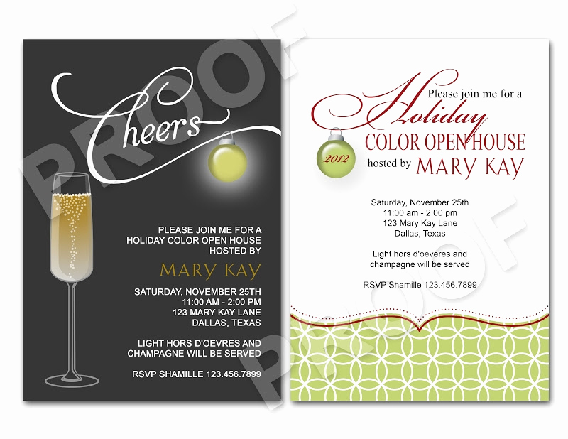 Open House Invitation Example Fresh Business Open House Invitation Template
