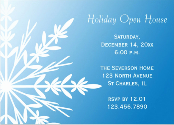 Open House Invitation Example Inspirational 25 Open House Invitation Templates Free Sample Example