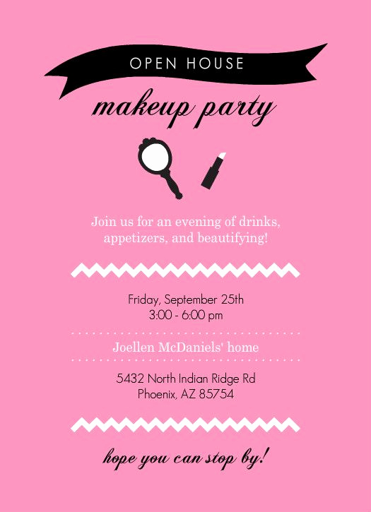 Open House Invitation Example New 1000 Ideas About Open House Invitation On Pinterest