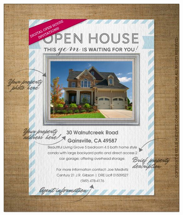 Open House Invitation Examples Beautiful 10 Best Images About Real Estate Postcard Design Ideas On