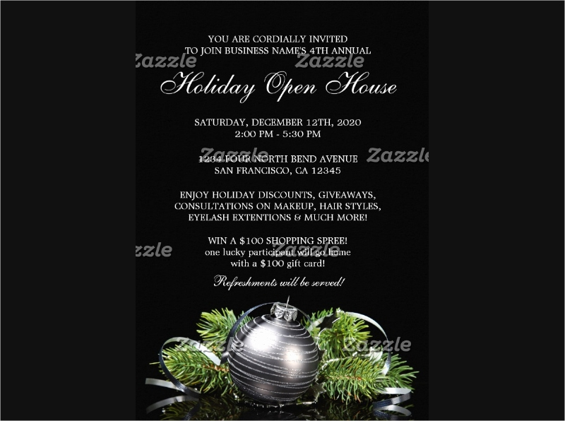 Open House Invitation Examples New 15 Open House Invitation Designs and Examples – Psd Ai