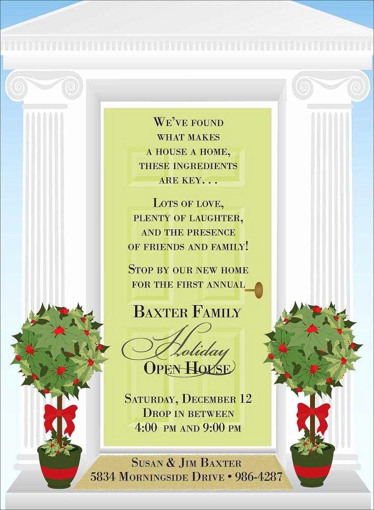 Open House Invitation Examples New Best 25 Open House Invitation Ideas On Pinterest