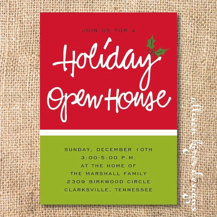 Open House Invitation Sample Best Of Open House Invitation