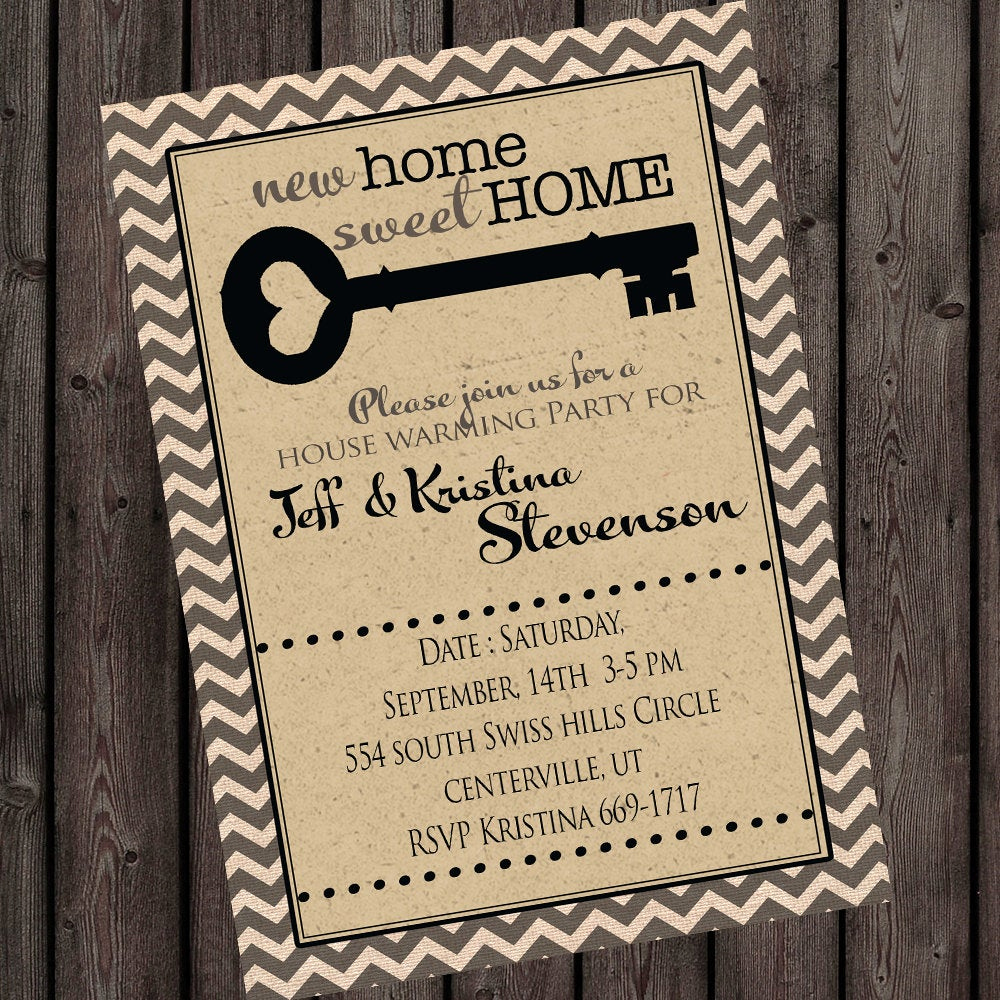 Open House Invitation Sample Fresh Fast Ship New Home Invitation House Warming Invitations Open