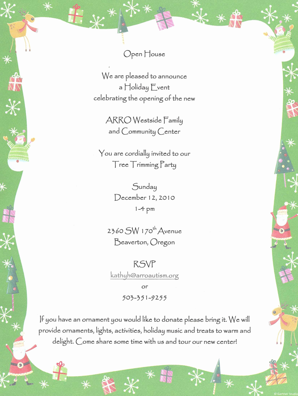 Open House Invitation Sample Luxury Graduation 2014 Open House Ideas