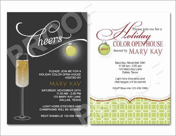 Open House Invitation Template Fresh event Invitation In Word